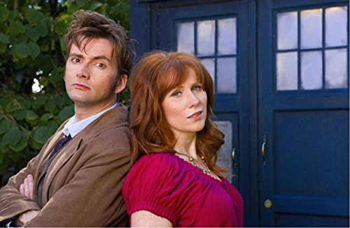 Doctor Who UK Imported 17″ X 11″ 10th Doctor and Donna Noble Poster Print