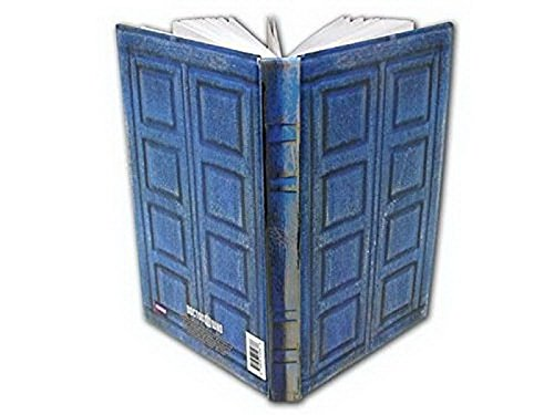 Vansaile Doctor Who River Song's Tardis Journal Best Gift for Your Family Friends and Children
