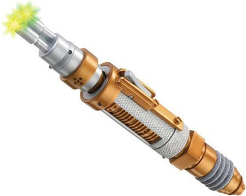 The Masters Laser Screwdriver Doctor Who