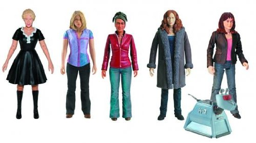 Doctor Who The Companions Set