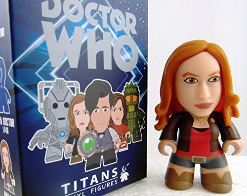 DOCTOR WHO TITANS (Geronimo Series) – AMY POND – 3.5″ VINYL FIGURE