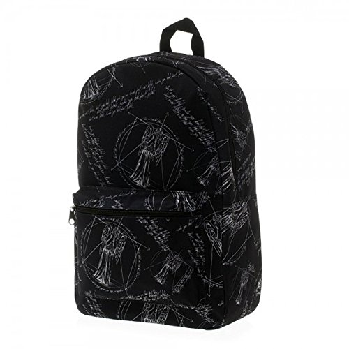 Doctor Dr. Who Weeping Angels Sublimated Backpack
