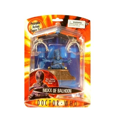 Doctor Who Figure – Moxx of Bhalhoon