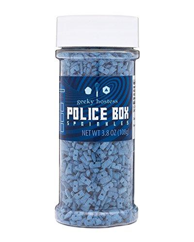 Police Box Sprinkles
