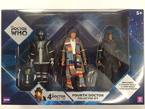 Doctor Who Fourth Doctor Collector Figures Set