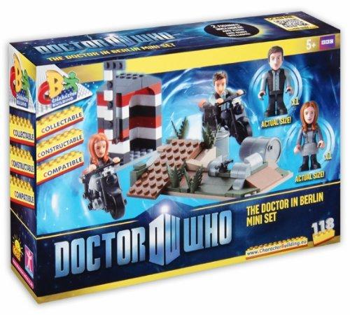Doctor Who Doctor In Berlin Mini Set