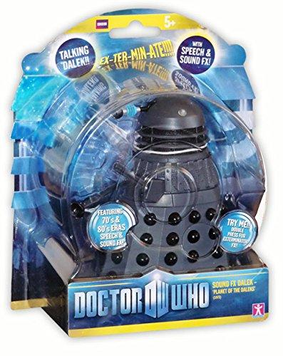 "Doctor Who Electronic Dalek ""Genesis of the Daleks"""