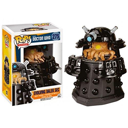 Funko – Figurine Doctor Who – Dalek Sec Evolving Exclu Pop 10cm – 0849803057862
