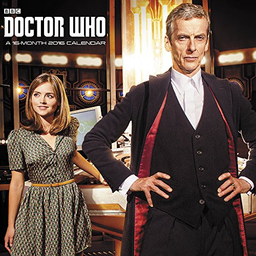 Doctor Who Wall Calendar (2016)