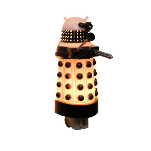 Doctor Who Dalek Night Light