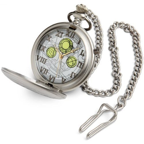 Doctor Who The Masters Deluxe Fob Watch by Underground Toys