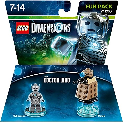 Dr. Who Cyberman Fun Pack – Lego Dimensions