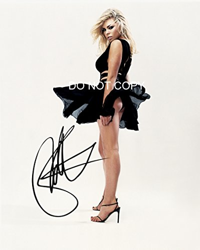 Billie Piper of Doctor Who reprint signed gorgeous 8×10 photo #3 RP Rose Tyler