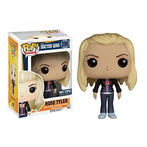 Funko POP TV: Doctor Who – Rose Tyler Action Figure