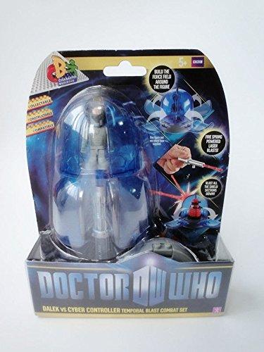 Nicky's Gift Doctor Who Dalek vs Rory Williams Temporal Blast Combat Set Brand New