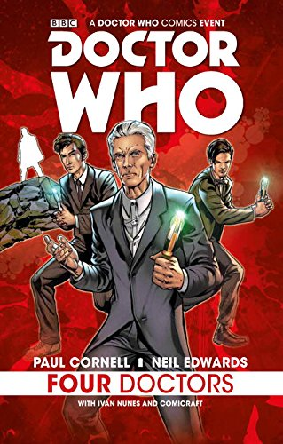 Doctor Who: Event 2015 – The Four Doctors