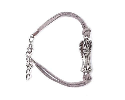 Doctor Who Weeping Angel Cord Bracelet
