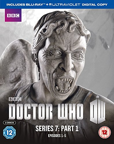 Doctor Who – Series 7 Part 1 Weeping Angels Limited Edition