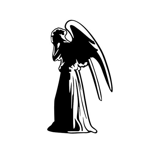 Weeping Angel – Doctor Who – Vinyl Decal